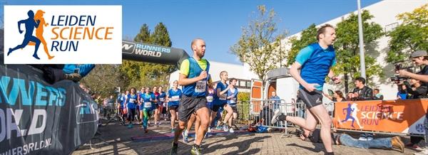 Leiden Science Run sleept geweldig bedrag binnen voor het UAF