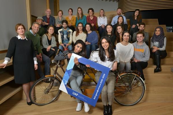Integratieproject met duizend studenten werpt vruchten af