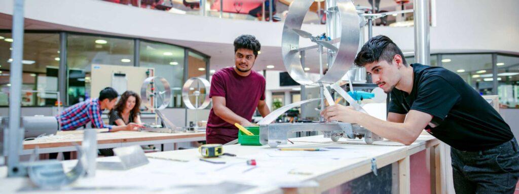 In Arnhem start nieuw hbo-leerwerktraject in de energiesector