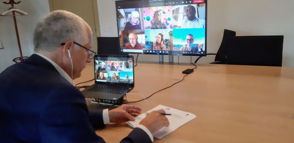 Talentvolle vluchtelingen krijgen goede studiemogelijkheden in Leeuwarden