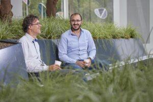 Samen kom je verder! Accenture doet mee met mentoring