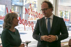 Brief aan minister Koolmees over nieuwe inburgeringswet