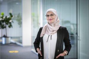 'Ik voel me niet langer een vluchteling, maar gewoonMarwa'