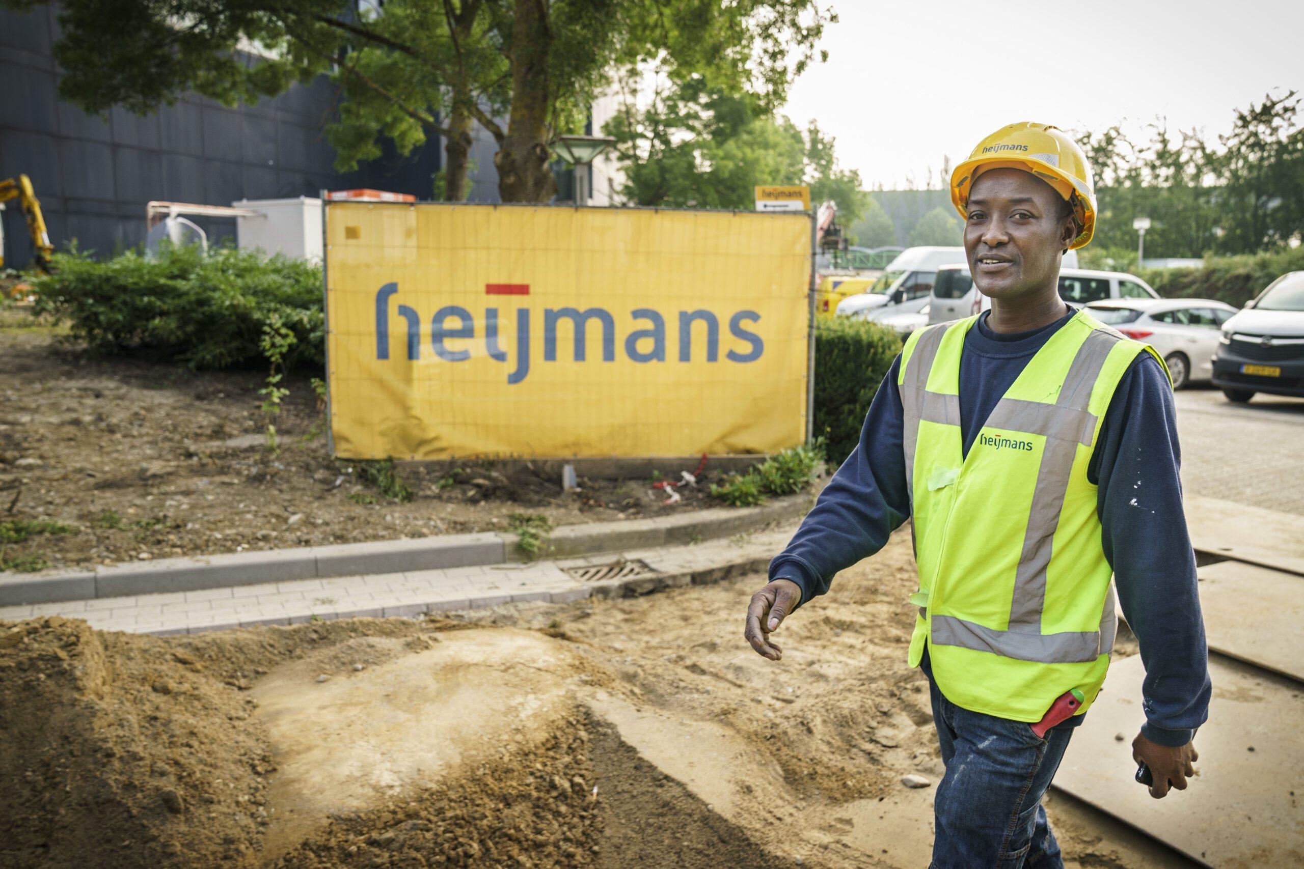 Cheikhou Heijmans