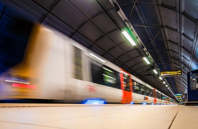 Stock trein